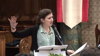 Broederschool Sint-Niklaas : Poëzie met Maud Vanhauwaert