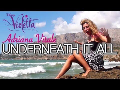 Underneath It All - Martina Stoessel