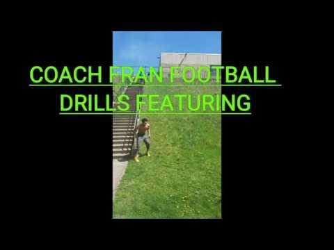 Football Training/Drills