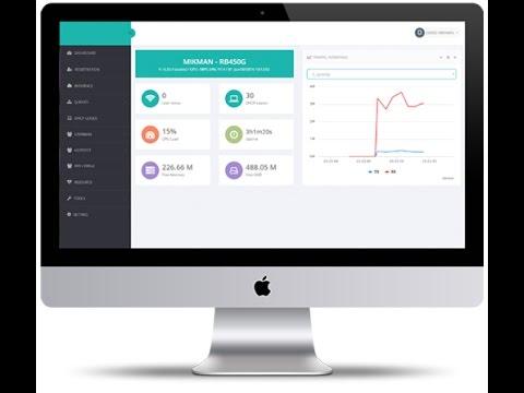 MIKROTIK MANAGER API