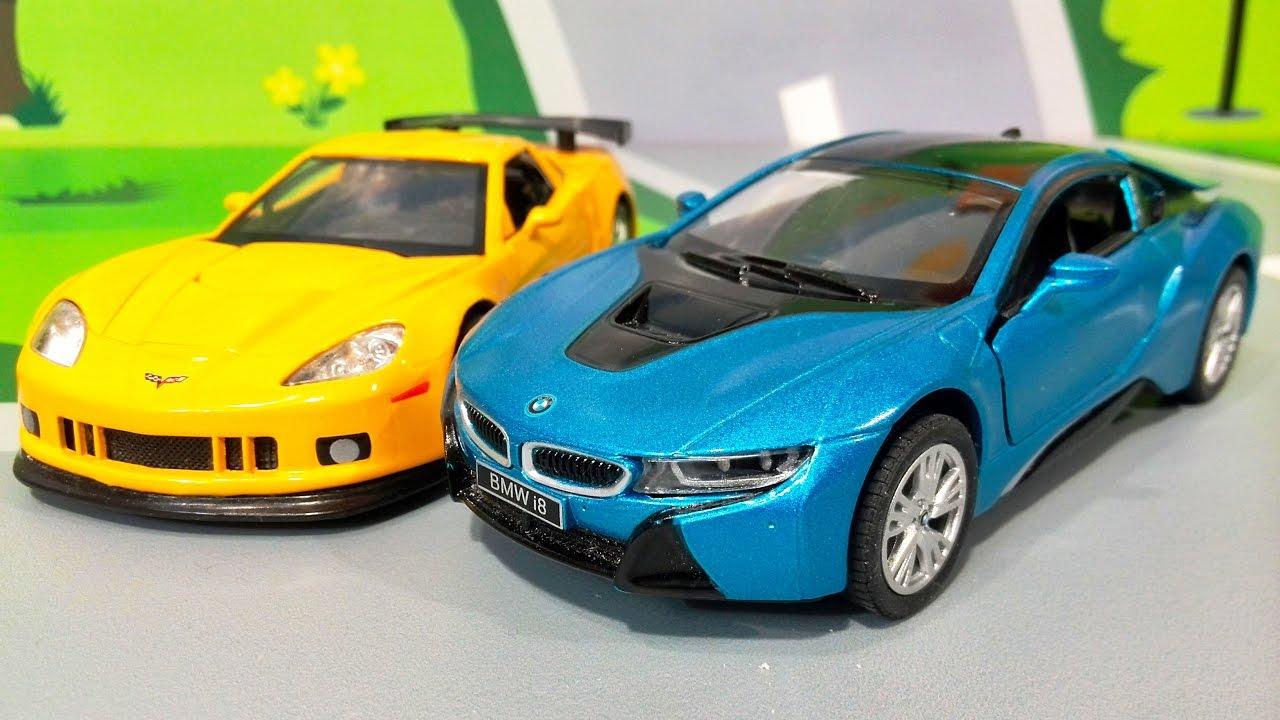 Автомобили. Дети Достопочтенные. Pro - Racing Cartoon | спортивные машины видео смотреть онлайн