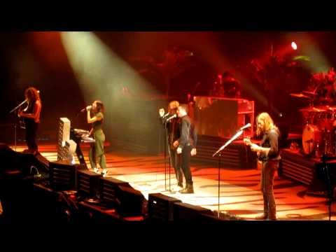 The Killers - Under the Milky Way Live @ AAArena Miami 10-3-09