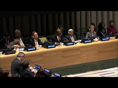 UN officials give update on dire situation in Syria
