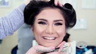Orxideya Beauty Center (My wedding make up ) by Afaq