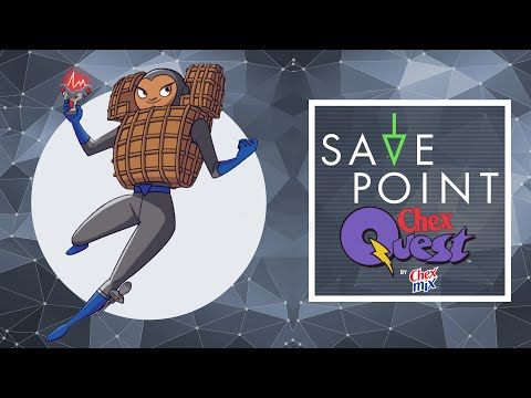 Chex Quest HD - Save Point with Becca Scott