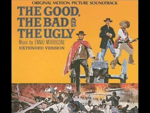 gratuitement la musique du film le bon la brute et le truand