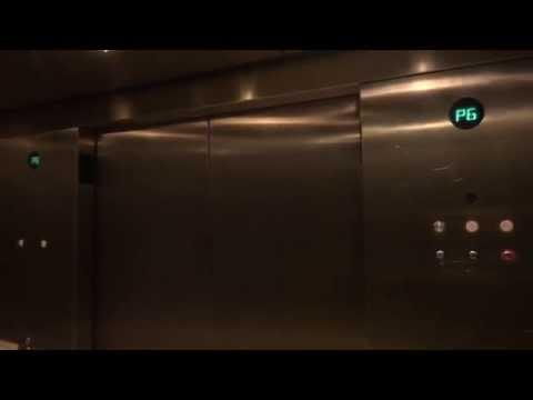 Otis Elevators Paris Parking Garage Las Vegas, NV