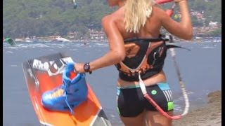 Kitebase Gokova Kiteboard School '' Riders' Meeting Point ''