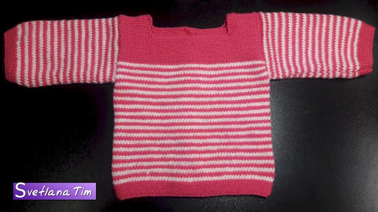 кофточка спицами для малышей 4 6 месяцев вязание для начинающих