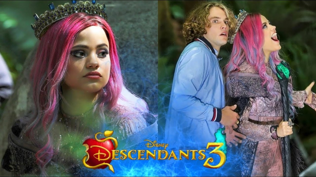Descendants 3 - tendency of Sep 10