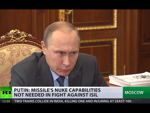 Hopefully, no nukes needed in fight against ISIS – Putin