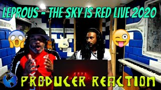 LEPROUS   The Sky Is Red Live Video 2020 - Producer Reaction