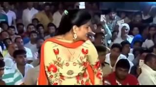 Sapna Chaudhari Latest Dance Program in Haryana Oct 2016