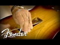 How to Install a Fender Tremolo Bridge   Fender