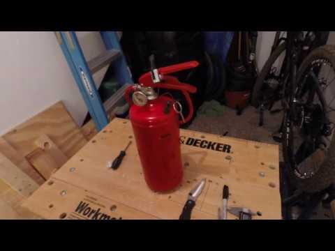 DIY Airtank
