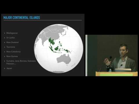 From Supercontinents to Islands - Evolution in Motion on YouTube