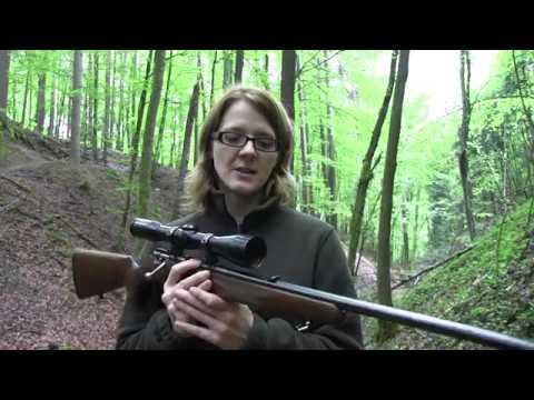 Survival Weapon Rifle cal 22 Magnum