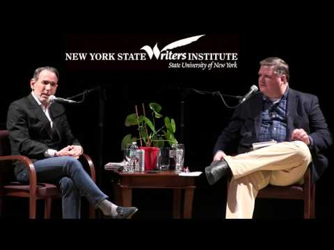 Artist David Salle in Conversation with WAMC's Joe Donahue