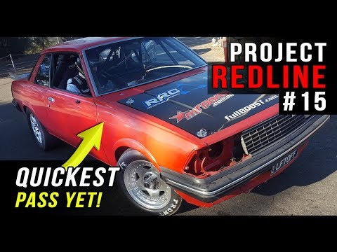 How fast can we go? | Project REDLINE Mazda rotary build Ep 15