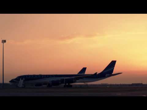 Azerbaijan Airlines Commercial