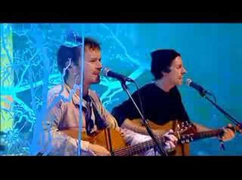 Damien Rice - Coconut Skins (BBC, Glastonbury 2007)