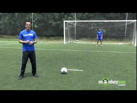 Soccer - Placing the Ball with Accuracy