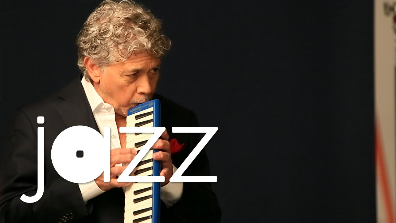 In the Studio: MONTY ALEXANDER