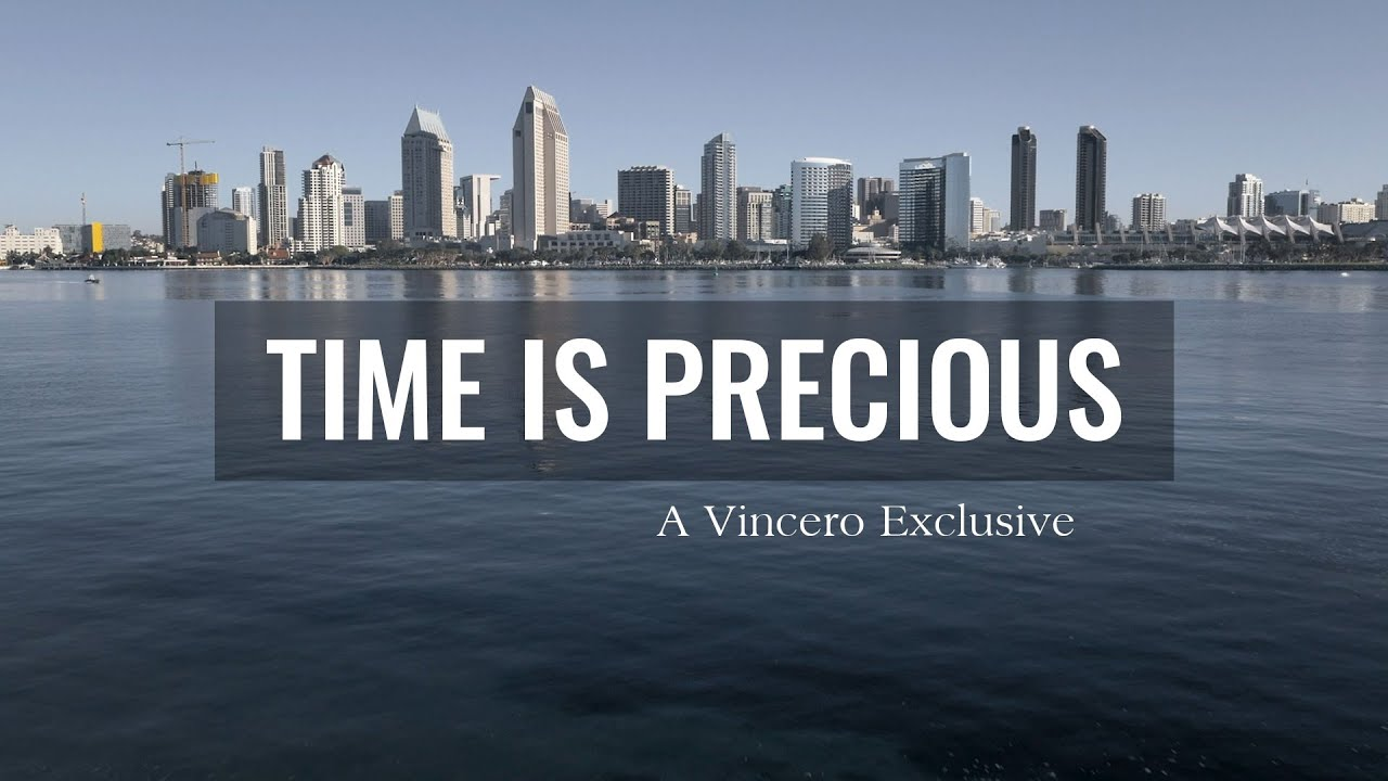 Time Is Precious | Vincero Watches