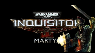 WH40K Inquisitor Martyr- First Impressions