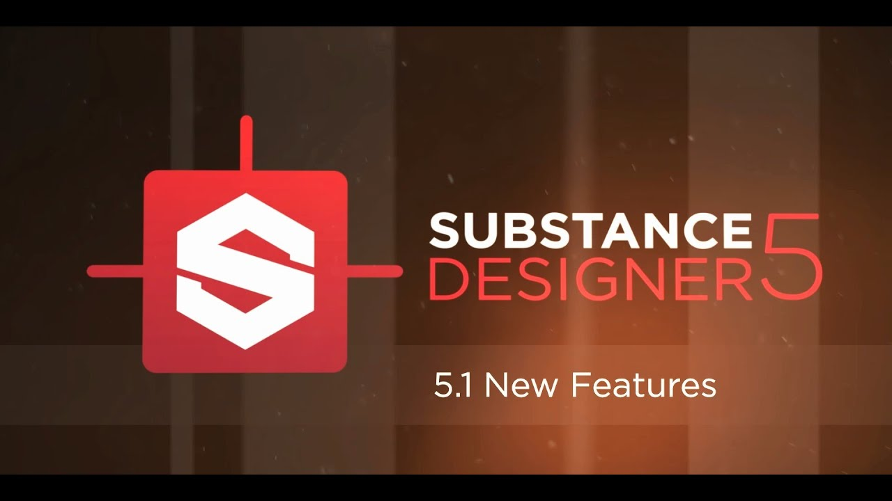 Substance Designer 5 1 - ノードエディタがより見やすく使いやすくなっ