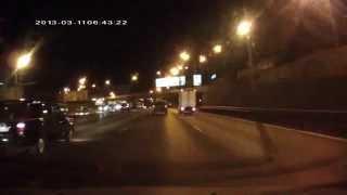 Видеорегистратор Mystery MDR-840 HD (ночь-город)