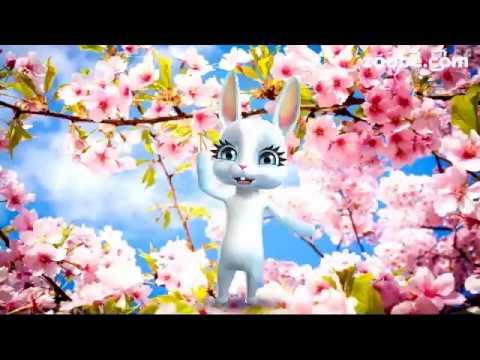 Первые дни весны  Видео открытки
