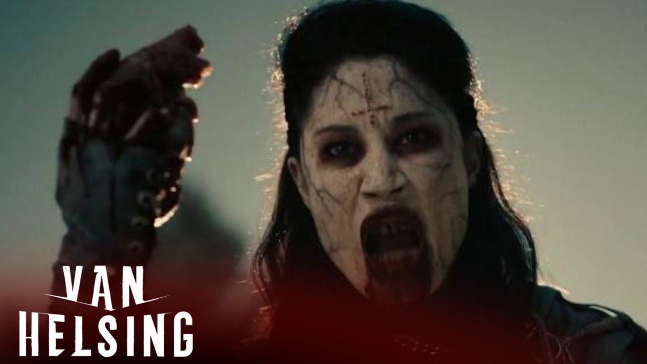 Download VAN HELSING | Season 3, Episode 7: The End Is in Denver | SYFY