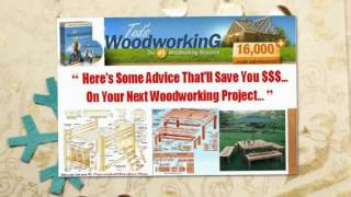 Teds Woodworking 16000 Plans Plus Bonuses