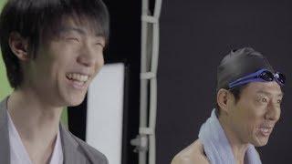 P&G「ママの公式スポンサー」日本代表アンバサダーのフィギュアスケート...
