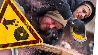 WG Stehtisch aus Mülltonne bauen | DIY RECYCLING ANLEITUNG