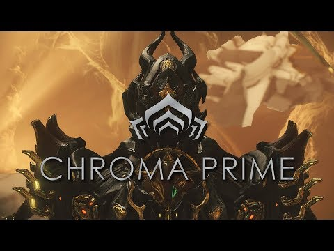 Warframe | Chroma Prime Feature thumbnail