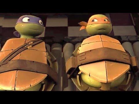 Teenage Mutant Ninja Turtles Legends - Episode 150 - Turtles Soup Updated