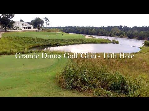 Grande Dunes Golf Club 14 Hole Spotlight Myrtle Beach Holiday