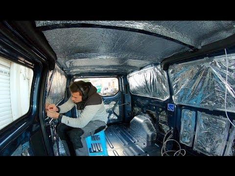 episode 1 am nagement van ford transit custom youtube. Black Bedroom Furniture Sets. Home Design Ideas