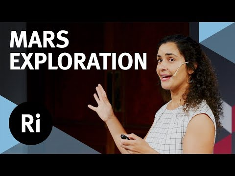 Mars Exploration: Curiosity and Beyond - with Anita Sengupta