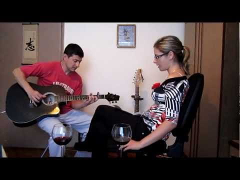 Pink - I don't believe you - acoustic cover by TEDY feat PIFA