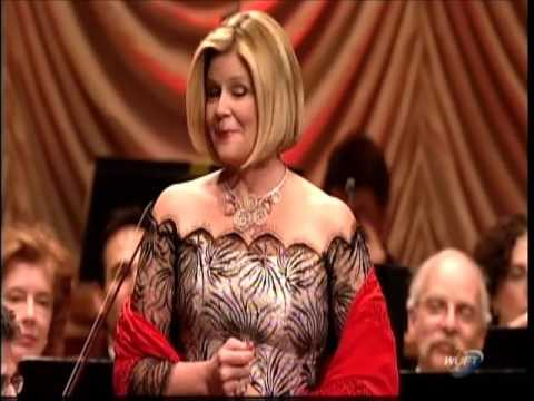 Susan Graham two selections from Bizet's Carmen