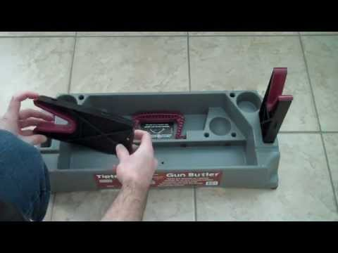 Tipton Gun Butler unboxing and first look