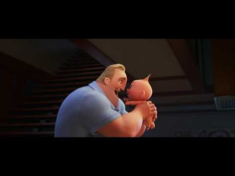 Incredibles 2 | Official Trailer #1