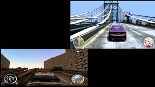 Driver: Parallel Lines vs Grand Theft Auto IV