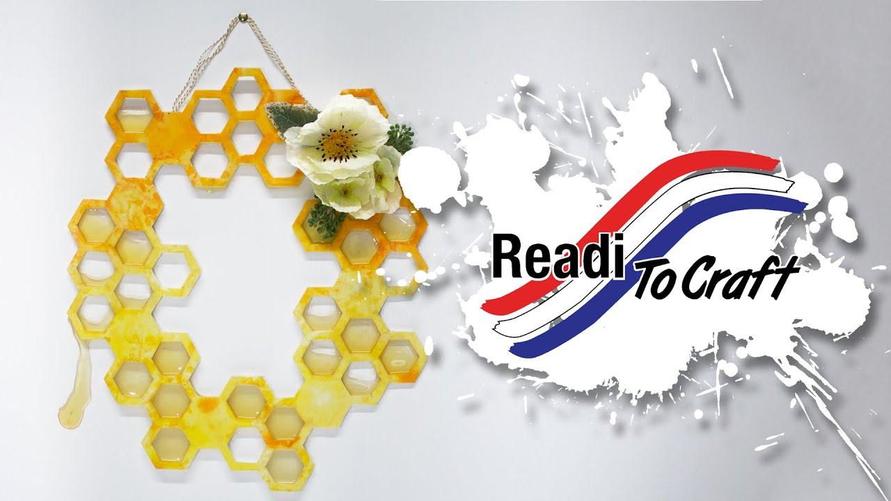 Readi to Craft: Honey Wreath