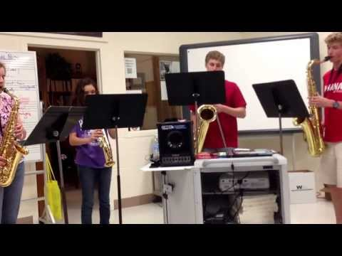 Sanish's 2013 AP Music Theory Composition