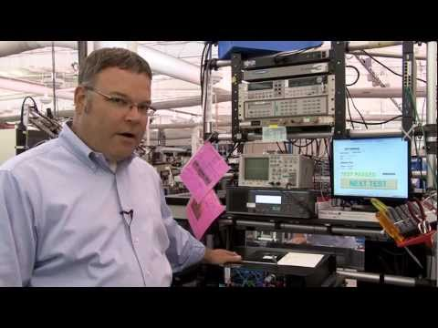 Crown Audio Amplifier Testing