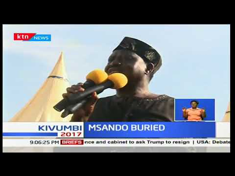 Thumbnail: NASA leaders claim that Chris Msando was kidnapped, tortured and killed